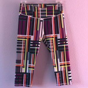 Multicolored Fabletics leggings